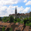 Cityscape of Berne, Switzerland — Stock Photo