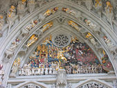 Bern cathedral , Switzerland — Stock Photo