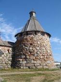 The Solovetsky monastery — Stock Photo