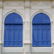 Blue window — Stock Photo #6590600