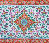 Azulejos esmaltados tradicional china — Foto de Stock