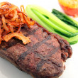 Sirloin steak — Foto de stock #6514437