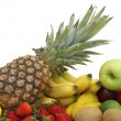 Fruit Arrangement - Stock Photo