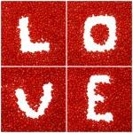 LOVE Composite — Stock Photo #6487197