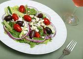 Greek Salad — Stock Photo