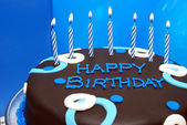 Bithday Wish — Stock Photo