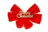 Christmas Bow — Stock Photo