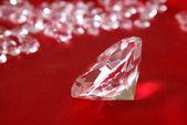 Loose Diamonds — Stock Photo