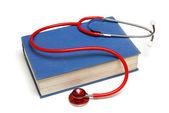 Libro medico — Foto Stock