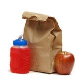 Brown Bag It — Stock Photo