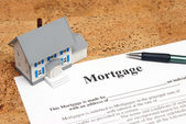 Mortgage — Stockfoto