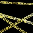 Caution Tape - Stock Photo