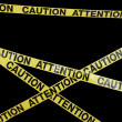 Caution Tape — Stock Photo #6501116