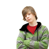 Stylish Teenage Boy — Stock Photo