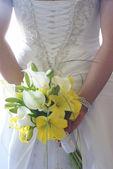 Brides Bouquet — Стоковое фото