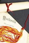 Doctorate — Stock Photo