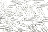 Paperclip Background — Stock Photo