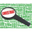 Christmas Search — Foto Stock