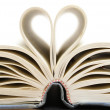 Love for Books — Stock Photo