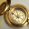 Navigational Compass — Stock Photo #6718217