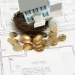 Home Investment Concept — Stock Photo