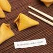 Fortune Cookie of Business — Stock Photo