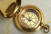 Navigational Compass — Stock Photo