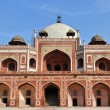 Royalty-Free Stock Photo: Humayun Tomb, India.