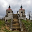 Chapels in Ostre Village - Stock Photo
