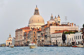 Venetian Architecture on the Grand Channel — Stock Photo