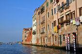 Grande canal de veneza — Foto Stock