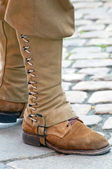 American Retro Shoes. — Stock Photo