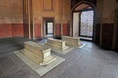 Interior of Humayun Tomb, India — Stock Photo
