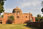 One of monuments of Humayun Tomb, India. — Stock Photo