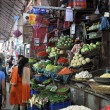 Stock Photo: Market Hall in Mumbai