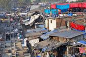 Dhobi Ghat in Mumbai, India. — Stock Photo