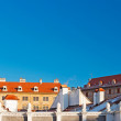 Castle in Cesky Krumlov — Stock Photo #6592708