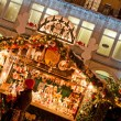Christmas Market in Dresden — Stock Photo