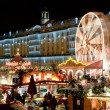 Christmas Market in Dresden — Stock Photo #6604578
