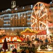 Christmas Market in Dresden — Stock Photo #6604582