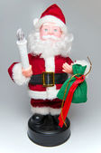 Santa Figure — Stock Photo