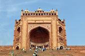 Buland Darwaza in Fatehpur Sikri, India — Stock Photo