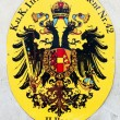 Stock Photo: Habsburg Coat of Arms
