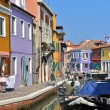 Stock Photo: Burano Island