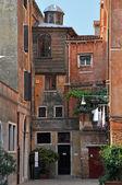 Architettura veneziana — Foto Stock