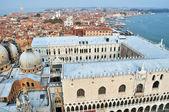 Vista panorámica de venecia — Foto de Stock