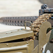 Stock Photo: Machine Gun