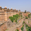 Gwalior Fort - Stock Photo