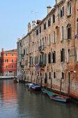 Venetian Grand Channel — Stock Photo
