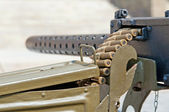 Machine Gun — Stock Photo